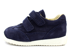 Arauto RAP shoes navy suede