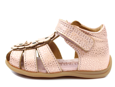 Bisgaard sandal blush with flowers
