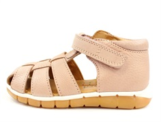 Bisgaard sandal nude with velcro