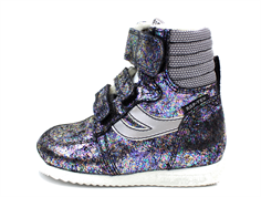 Arauto RAP winter sneaker multi fantasy with velcro