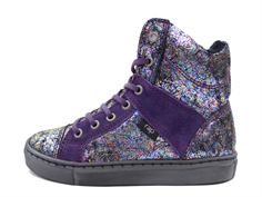 Arauto RAP vinterstøvlesneaker multi fantasy zippered