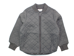 Wheat Loui thermosjacket charcoal