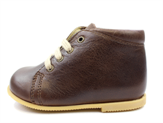 Arauto RAP toddler shoe tusc. dark brown with laces
