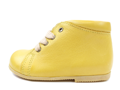 Arauto RAP toddler shoe yellow with laces