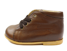 Arauto RAP toddler shoe dark brown with laces