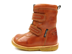 Arauto RAP winter boot brandy with velcro and TEX (narrow)