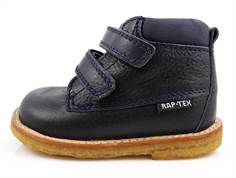 Arauto RAP winter boot navy with velcro and TEX