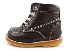Arauto RAP winter boot dark brown with zip and TEX