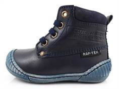 Arauto RAP winter boot navy with zip and TEX