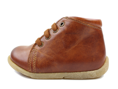 Arauto RAP toddler shoe cognac with laces