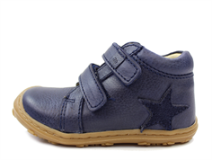 Arauto RAP shoes navy with velcro