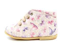 Arauto RAP toddler shoe butterfly peach with laces