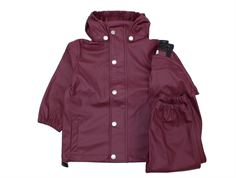 En Fant rainwear pants and jacket FIG