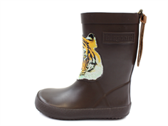 Bisgaard rubber boot brown tiger