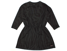 A Monday sweat dress Camille Raven zebra