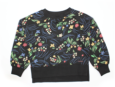 A Monday blouse Monday Raven flower