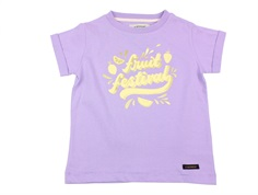 A Monday t-shirt festival lilac breeze