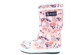 Aigle Lolly Pop rubber boot bloomfield
