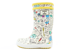 Aigle Lolly Pop rubber boot omy