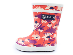 Aigle Baby Flac rubber boot marguerite