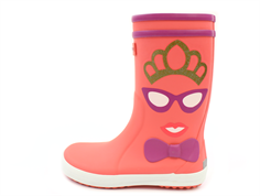 Aigle Lolly Pop rubber boot princess