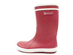 Aigle Lolly Pop gumboot Garance glitter