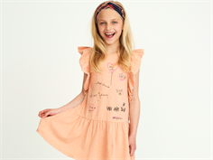 Soft Gallery Alberte dress apricot hey laws