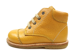 Angulus toddler shoe ocher with laces