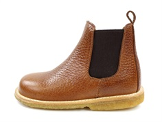 Angulus ancle boot light cognac