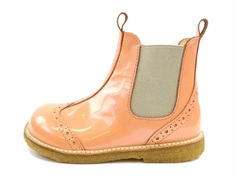Angulus ancle boot peach/beige