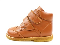 Angulus toddler shoe tan with velcro