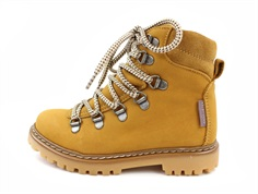 Angulus winter boot camel/brown with laces and TEX