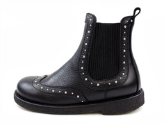 Angulus ancle boots with rivets (narrow)