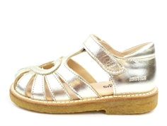 Angulus sandal champagne with heart