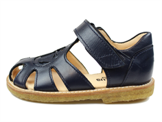 Angulus sandal navy with anchor