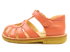 Angulus sandal light coral with heart
