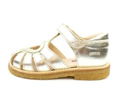 Angulus sandal champagne with heart (narrow)