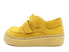 Angulus shoes yellow with velcro