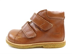 Angulus toddler shoe cognac with Velcro