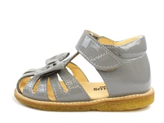 Angulus sandal dusty mint with bow