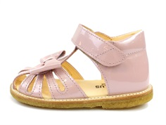 Angulus sandal pale rose with bow