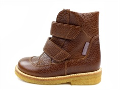 Angulus winter boot cognac with TEX (narrow)