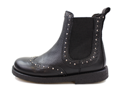 Angulus light black dust with rivets (narrow)