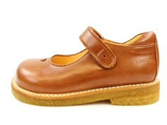 Angulus shoe cognac with heart
