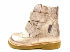 Angulus winter boot light copper with TEX