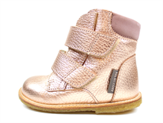 Angulus winter boot rose copper with TEX