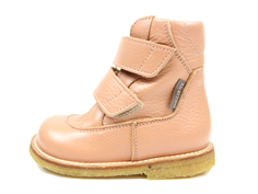 Angulus winter boots dusty rose with TEX