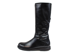 Angulus winter boot black zippered