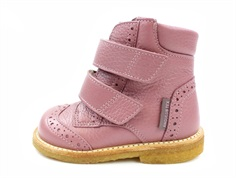 Angulus winter boot light plum with TEX