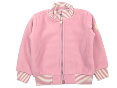 Mini a Ture fleece jacket Any lilas rose